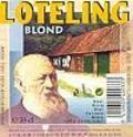 Loteling Blond - Belgian Strong Ale