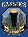 Kassiks Smoked Russian Imperial Stout - Smoked