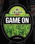 J.W. Lees Game On (Summer) - Golden Ale/Blond Ale