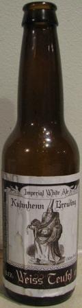 Kuhnhenn Weiss Teufel - Belgian Strong Ale