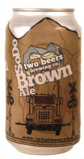 Two Beers SoDo Brown Ale