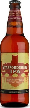 Marks & Spencer Staffordshire IPA