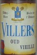 Vieille Villers (Oud) Bruin - Belgian Ale