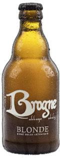 Brogne Blonde - Belgian Ale