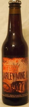 Hofstettner Barley Wine Ale  - Barley Wine