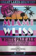Great Lakes Brewing Miami Weiss