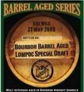 Lompoc Bourbon Barrel Aged LSD