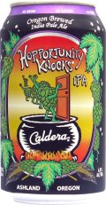 Caldera Hopportunity Knocks IPA