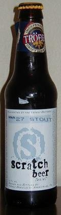 Tr�egs Scratch 27 - Sweet Stout
