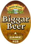 Sierra Nevada Beer Camp Biggar Beer - Strong Pale Lager/Imperial Pils