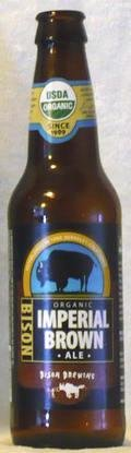 Bison Organic Imperial Brown