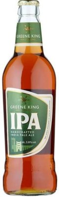 Greene King IPA (Filtered) - Bitter