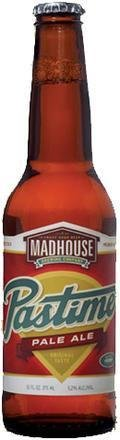 Madhouse Pastime Pale Ale