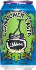 Caldera Kettle Series Lawnmower Lager