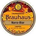 Liechtensteiner Brauhaus Narra-Biar