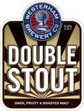 Westerham Double Stout - Stout