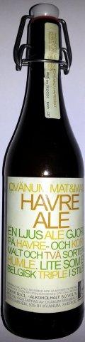 Qv�num Havre Ale
