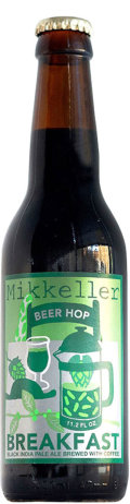 Mikkeller Beer Hop Breakfast - Black IPA