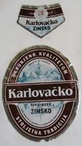 Karlovačko Zimsko Pivo