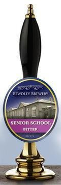 Bewdley Senior School Bitter