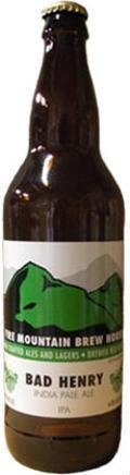 Fire Mountain Brew House Bad Henry IPA