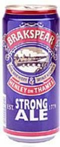 Brakspear Strong Ale (Bottle)