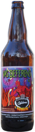 Caldera Kettle Series Vas Deferens Ale