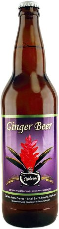 Caldera Kettle Series Ginger Beer