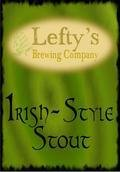 Lefty�s Irish Stout - Dry Stout