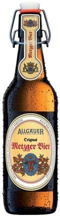 Allg�uer Original Metzger Bier