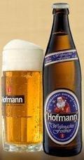 Hofmann Weihnachts-Festbier - Oktoberfest/M�rzen