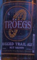 Tr�egs Rugged Trail Nut Brown Ale - Brown Ale