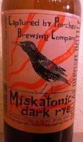 Miskatonic Dark Rye