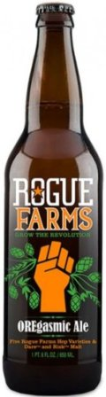 Rogue Farms OREgasmic Ale - American Pale Ale