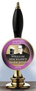 Bewdley William Mucklows Dark Mild