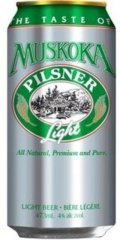 Muskoka Pilsner Light