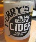 Perry�s Vintage Reserve Cider (Bottle)