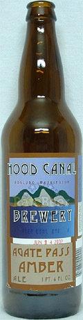 Hood Canal Agate Pass Amber
