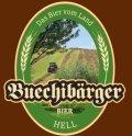 Buechib�rgerbier Hell (Holefr�sch)