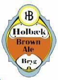Holb�k Bryg Brown Ale