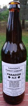 Lawson�s Finest Paradise Ale (2011) - Amber Ale
