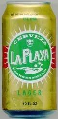 Cerveza La Playa Lager