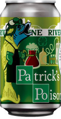 Rivertowne Patrick�s Poison - American Strong Ale