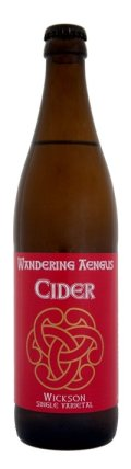 Wandering Aengus Ciderworks Wickson Single Varietal