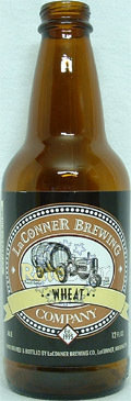 LaConner Wheat - German Hefeweizen
