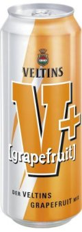 Veltins V+ Grapefruit 4.0%
