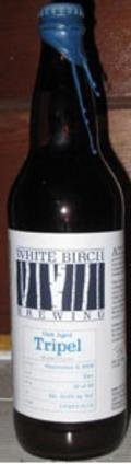 White Birch Oak Aged Tripel