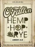 OFallon Hemp Hop Rye