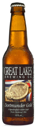 Great Lakes Dortmunder Gold - Dortmunder/Helles