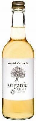 Cornish Orchards Organic Cider (Bottle)